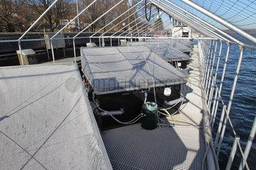 Kiel  Deutschland  GEOMAR Helmholtz-Zentrum fuer Ozeanforschung Kiel