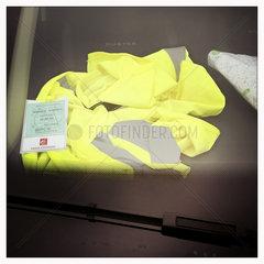 Gelbe Weste  Yellow Vest  Gilet Jaune