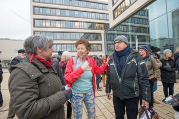 Demonstration gegen Paragraph 219a