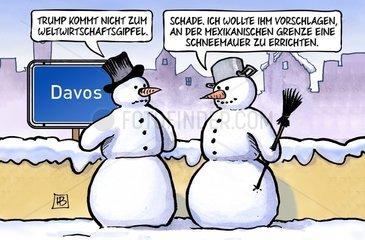 Davos und Trump