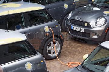 BMW Elektro Mini