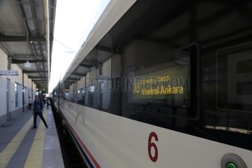 TURKEY-ISTANBUL-ANKARA-HIGH-SPEED-RAILWAY