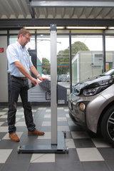 Flensburg  Deutschland  kostenloser Lichttest bei den Kfz-Betrieben in Flensburg