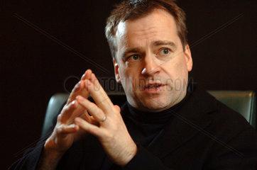 Berlin  Jonathan Nott  Dirigent
