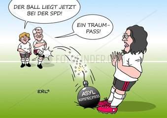 Asyl SPD