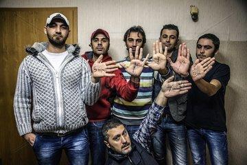 Fluechtlinge in Deutschland - Bitte warten