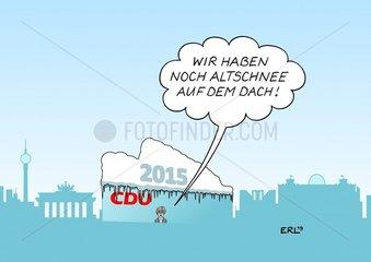 CDU Fluechtlingspolitik
