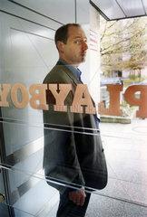 Peter Lewandowski  Chefredakteur Playboy  1998