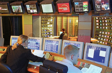 Premiere Sendezentrum  Playoutcenter  KirchGruppe  2000