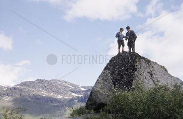 Gipfeltreffen