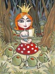 Prinzessin und die gruenen Oliven 1