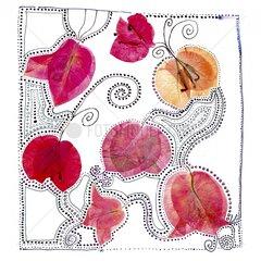 Bluetentraum Ornamente Blumen 3