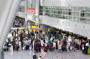 Flughafen Duesseldorf