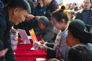 CHINA-HUAYUAN-MIAO NEW YEAR (CN)