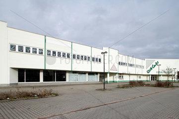 Dessau  Deutschland  leerstehendes Einkaufszentrum WEST CENTER