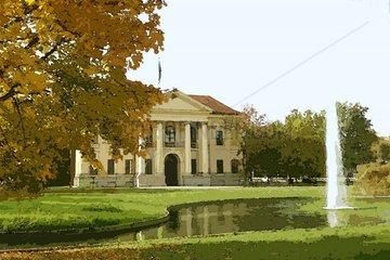 Serie Muenchen Prinz-Carl-Palais