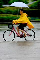 China  Starke Regenfaelle