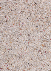 Sandprobe aus Yucatan  Mexiko