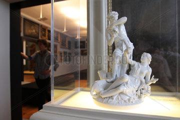 Luebeck  Deutschland  Museumsquartier St. Annen Luebeck
