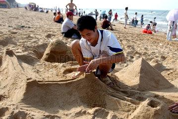 China  Urlaub zum Maifeiertag