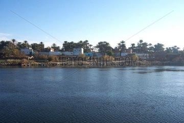Nilufer Dorf Aegypten