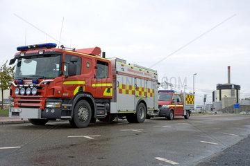 Geraetewagen der Feuerwehr