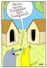 Neue Nachbarn