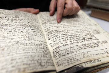 Abteilung fuer Altbestaende und Bestandserhaltung der Universitaetsbibliothek CAU