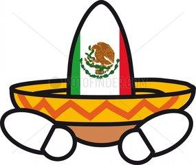 Schlafender Mexikaner
