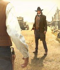 Killer Ziel Pistole Western