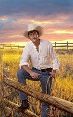 Cowboy Rancher Koppel Lasso