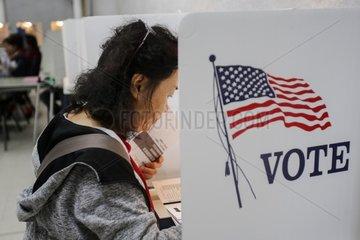 U.S.-LOS ANGELES-PRIMARY ELECTION