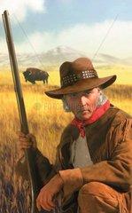 Bueffeljaeger Western