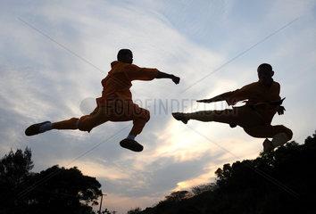 China  Shaolin Kungfu