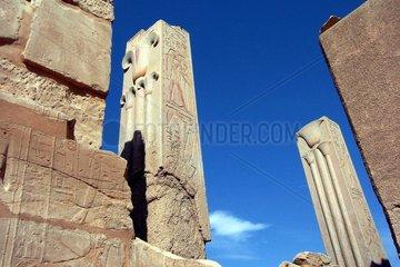 Karnak Tempel Aegypten