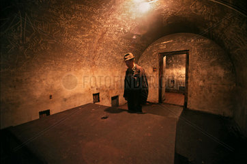 Hitlerbunker im Obersalzberg  1998