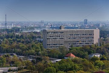 Berlin  Deutschland  Corbusierhaus