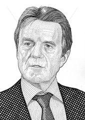 Bernard Kouchner Portrait