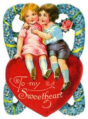 To my Sweetheart  Liebesgruss  USA  1927