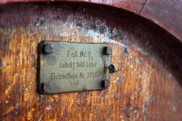 Flensburg  Deutschland  Johannsen-Rum in der Marienstrasse
