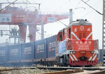 CHINA-RAIL FREIGHT VOLUME-INCREASE(CN)