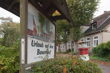 Fehmarn  Deutschland  Ferien auf dem Bauernhof in Vadersdorf auf Fehmarn