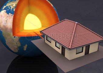 Geothermie Anschnitt
