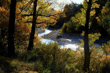 Vallee du Toulourenc  Provence  France
