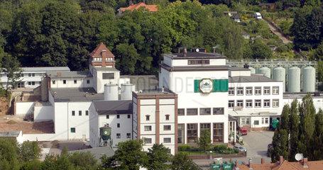 Chemnitz  Deutschland  Luftbild der Braustolz Brauerei