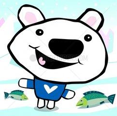Polar Bear / Eisbaer
