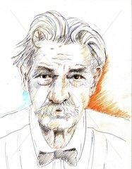 Albert Schweitzer Portrait 14.1.1875-4.9.1965