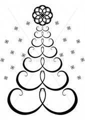 Tannenbaum ornamental Ornament