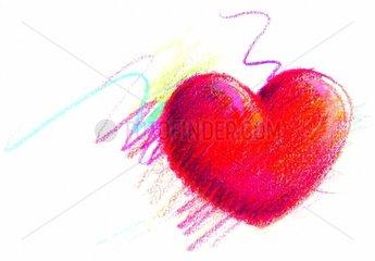 Symbol Herz Logo Liebe Liebessymbol