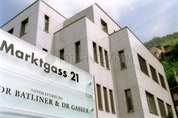 Advokaturbuero Dr. Batliner & Dr. Gasser (CDU-Schwarzgeldaffaere)